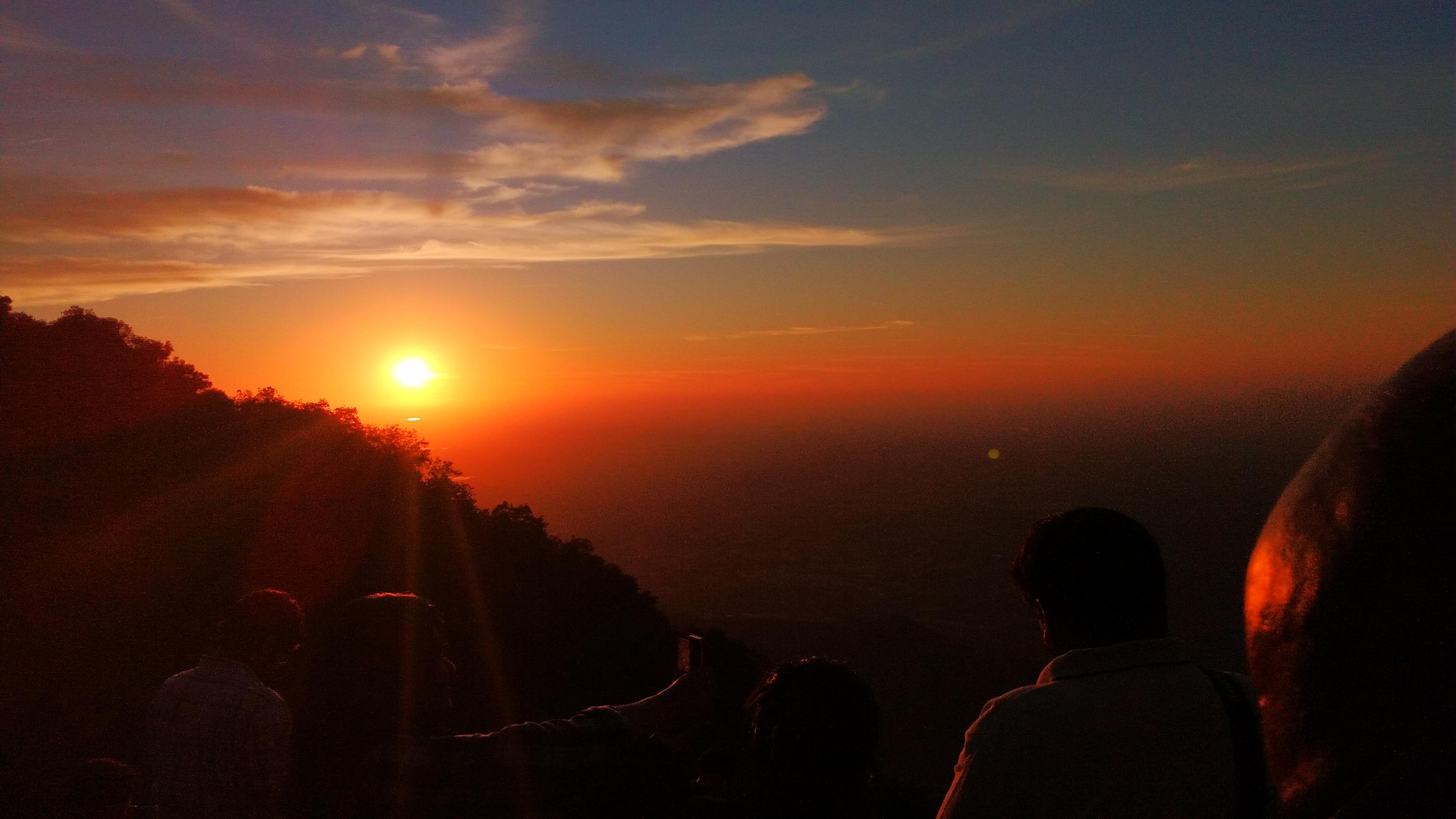 Sunset Mount Abu