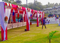 Outdoor Events - Humming Bird Resort