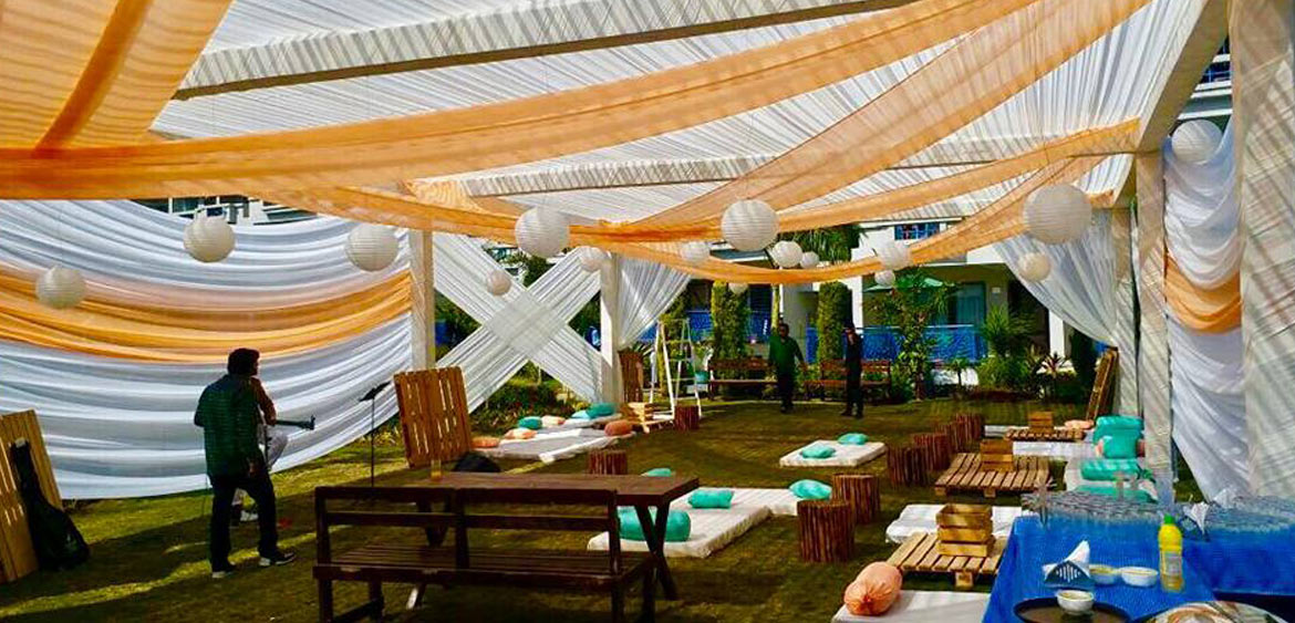 Wedding Space - Humming Bird Resort