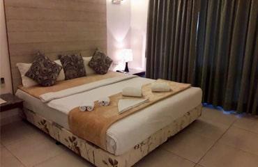Deluxe Rooms - HummingBird Resort