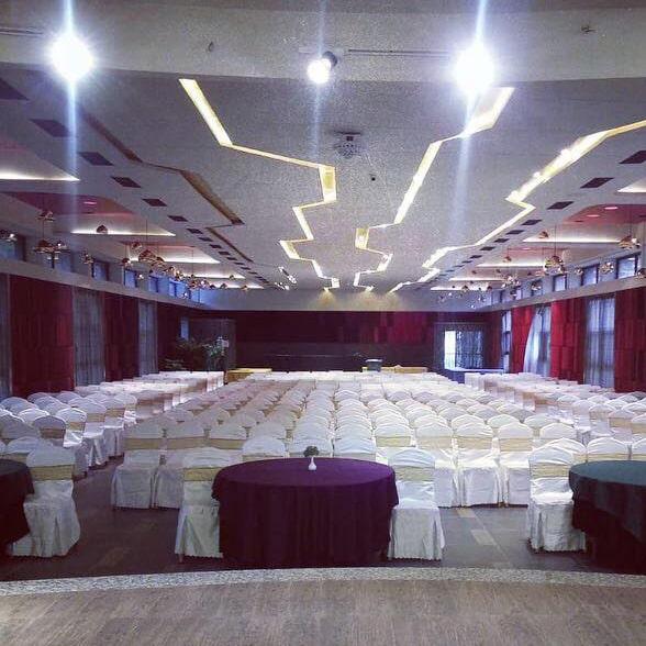 Bulbul Banquet Hall - Humming Bird Resorts
