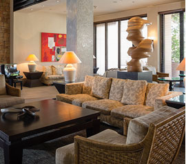 Steam & Sauna - Hummingbird Resort