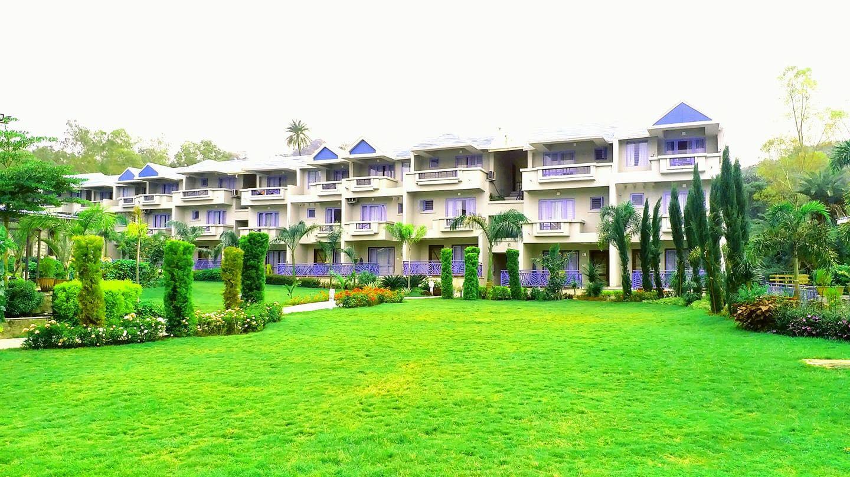 lush Green landscape - Hummingbird Resort