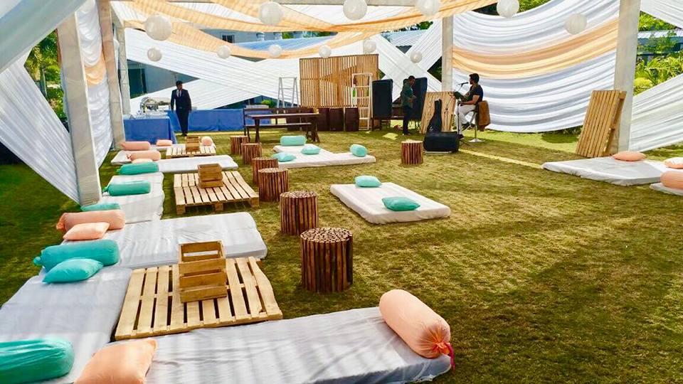 wedding event- Hummingbird Resort