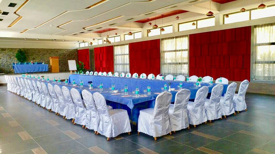 business meeting- Hummingbird Resort