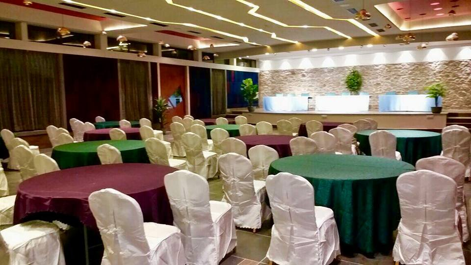 Banquet Hall - Hummingbird Resort