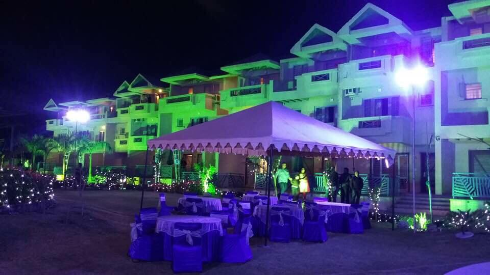 corporate event - Hummingbird Resort