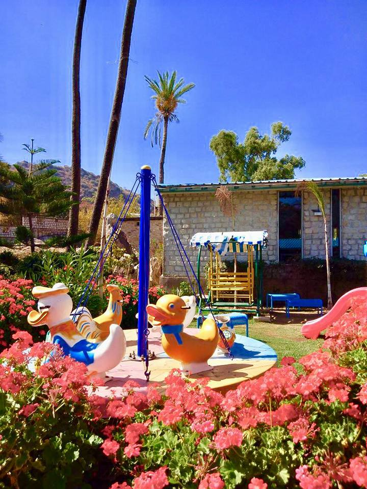 Mary go Round- Hummingbird Resort