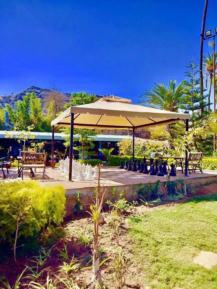 Gazebo - Hummingbird Resort