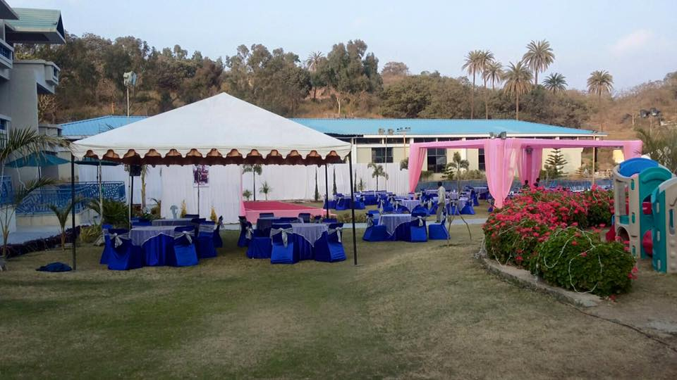 Event Decor- Hummingbird Resort