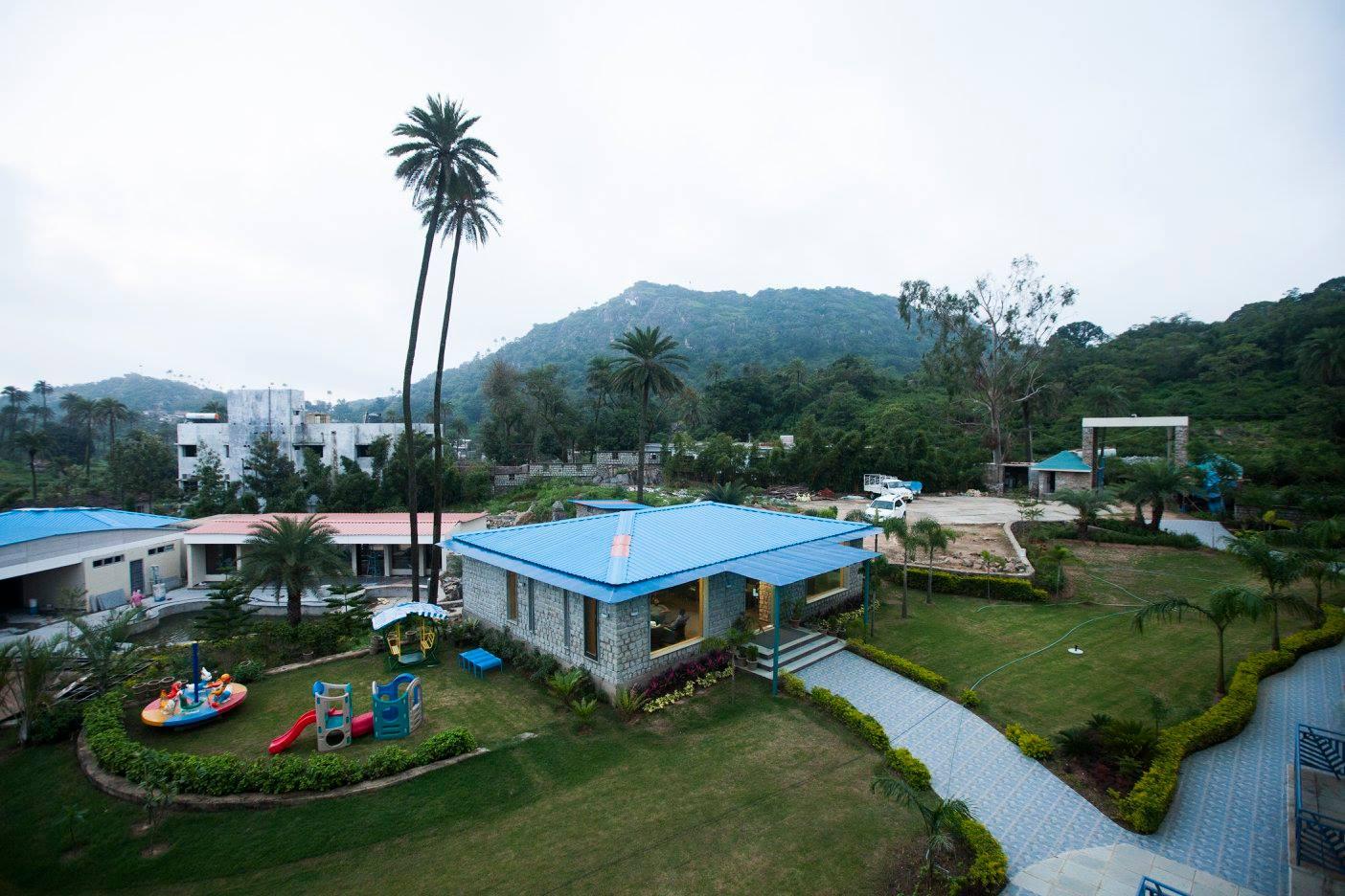 Top View- Hummingbird Resort