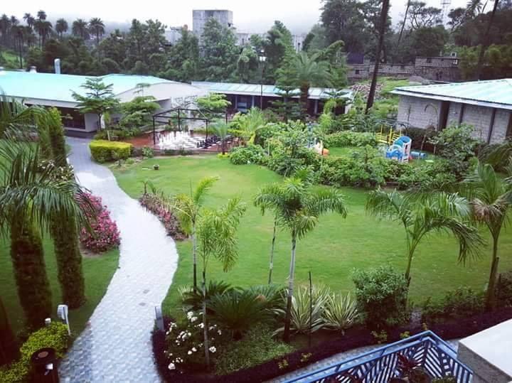Balcony view - Hummingbird Resort