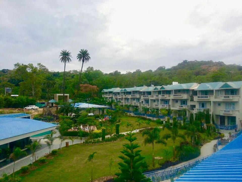 Peculiar Resort View- Hummingbird Resort