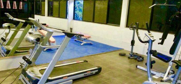 Gym Equipments - Humming Bird Resort