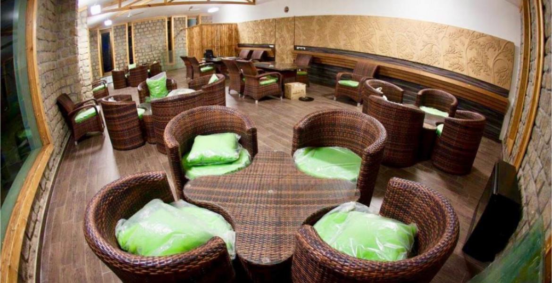 Reception area - Hummingbird Resort
