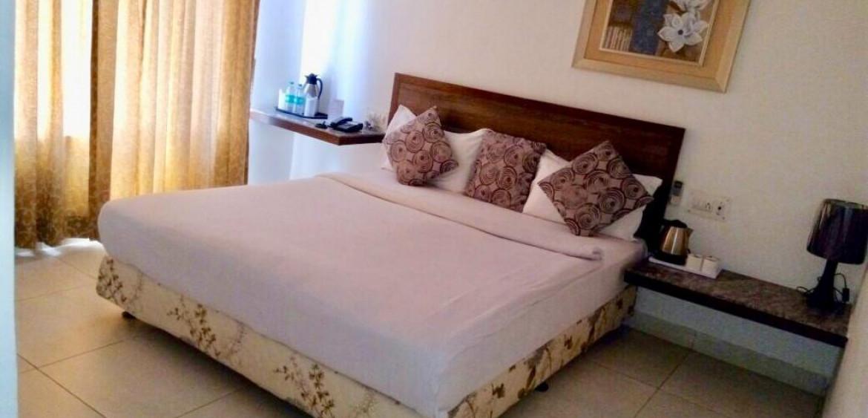 Cottage Bedroom 3 - Hummingbird Resort
